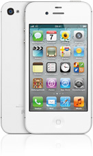 iphone weiss